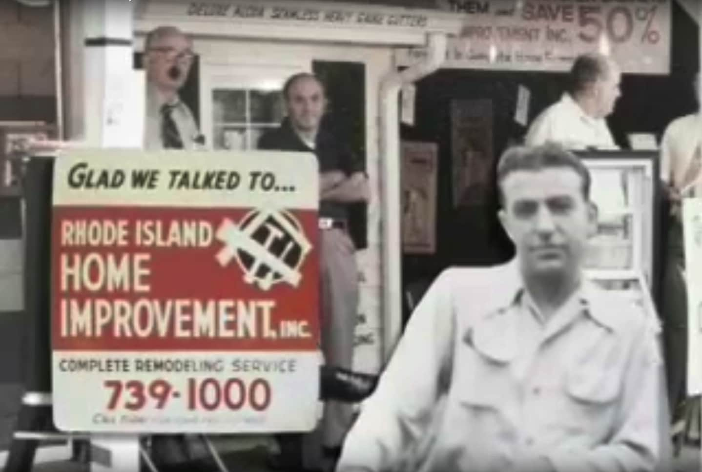 history of rhode island home improvement