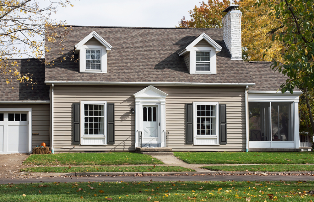 Home Siding in New England